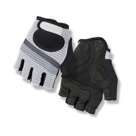 Giro SIV Gloves Men white titanium/stripe